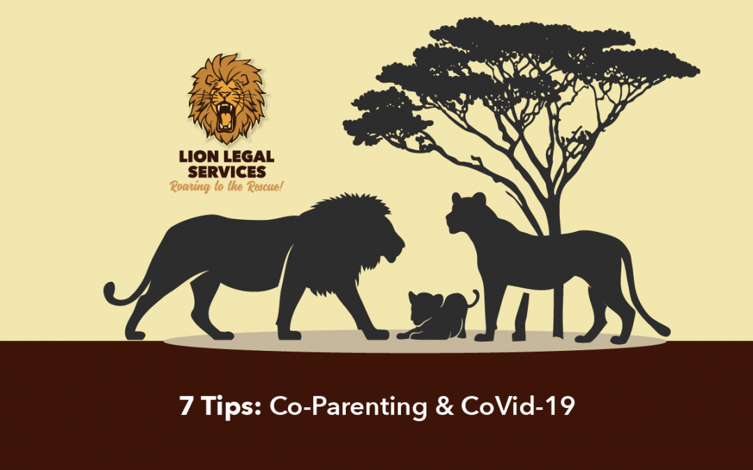 """Image for blog article """"7 best practices for co-parenting in the time of CoVid-19"""
