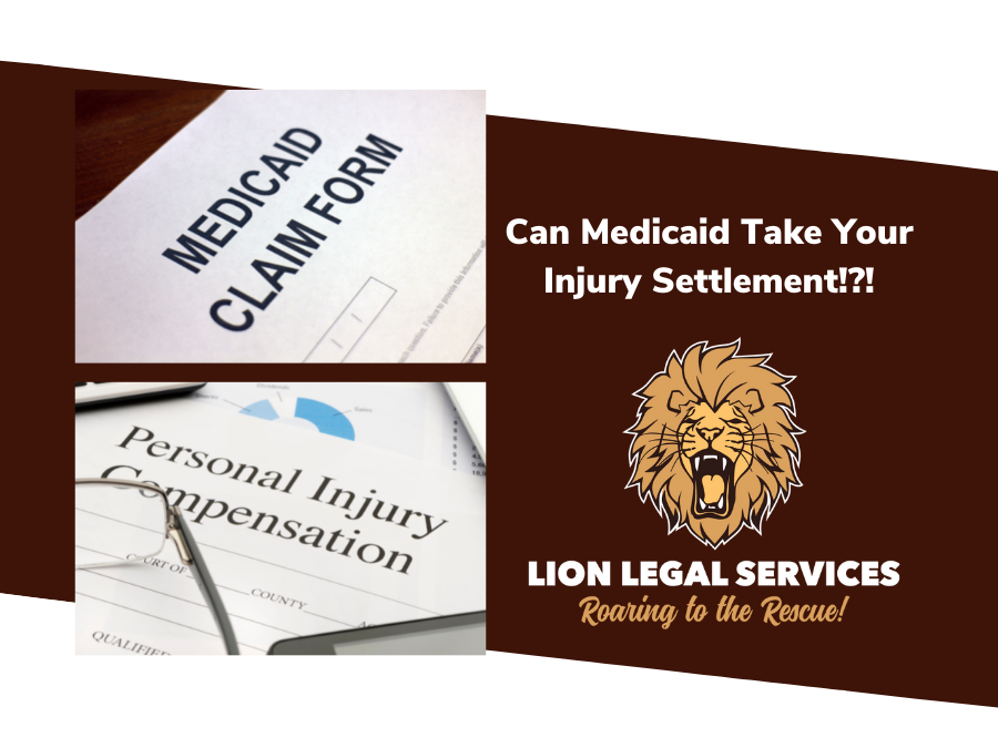 Can Medicaid Take Money From My Injury Settlement?