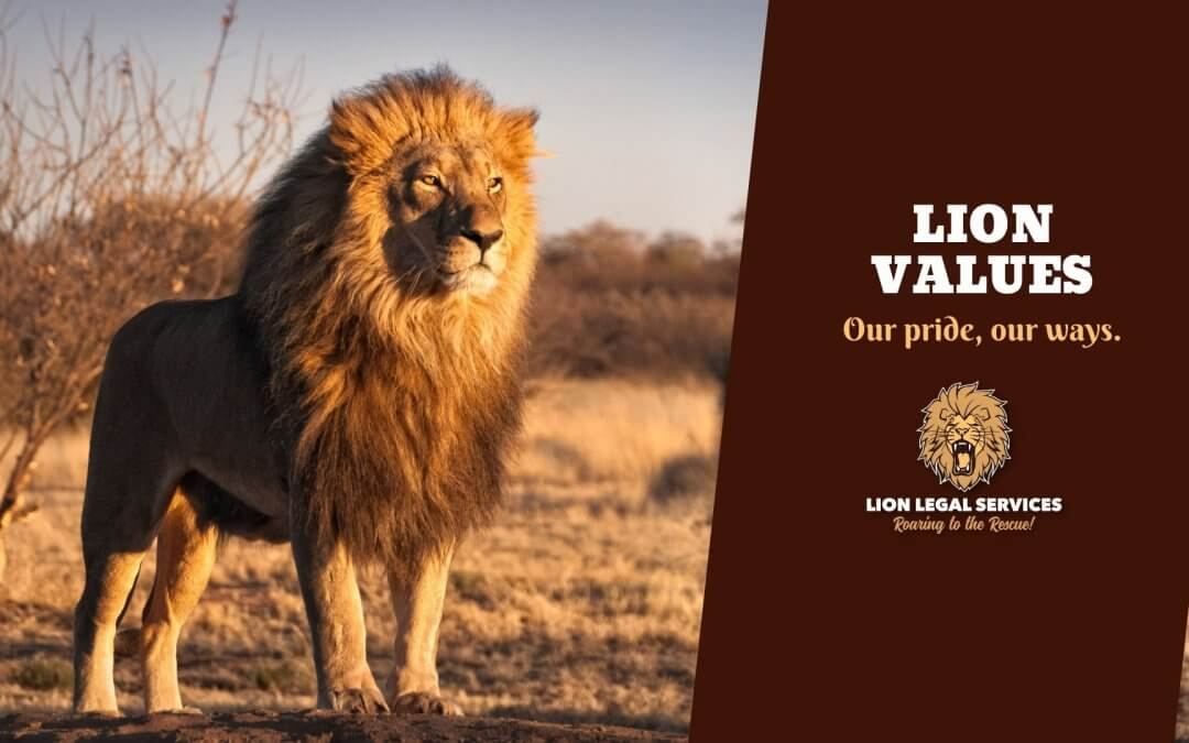 What Are Lion Values?